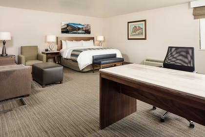 Guestroom | Delta Hotels by Marriott Helena Colonial