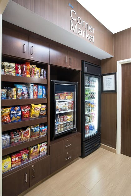 Snack Bar | Fairfield Inn & Suites Greeley