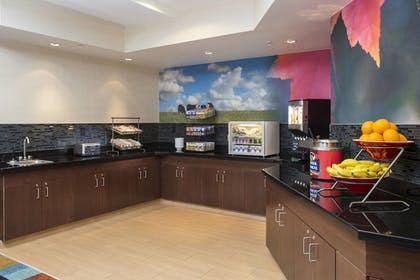 Breakfast Area | Fairfield Inn & Suites Greeley