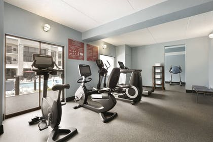 Sports Facility | Four Points by Sheraton Raleigh North