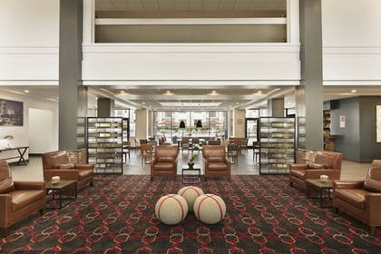 Lobby | Four Points by Sheraton Raleigh North