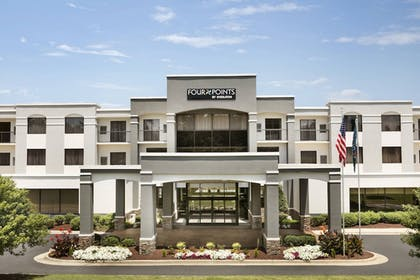 Exterior | Four Points by Sheraton Raleigh North