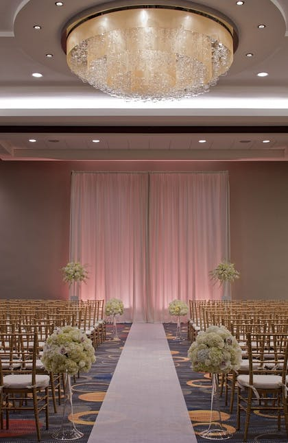 Indoor Wedding | Hyatt Regency Washington on Capitol Hill