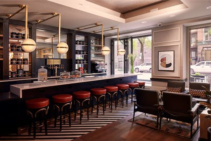 Hotel Bar | Claridge House
