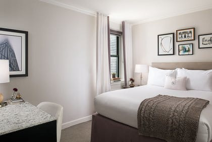 Guestroom | Claridge House