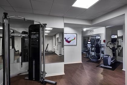 Gym | Claridge House