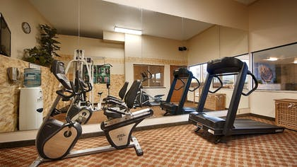 Fitness Facility | Best Western Holiday Hotel