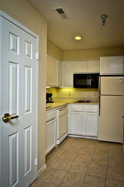 In-Room Kitchen | Suburban Extended Stay Hotel