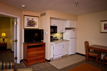 In-Room Kitchenette | Suburban Extended Stay Hotel