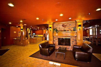 Lobby Lounge | Suburban Extended Stay Hotel