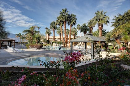 Hotel Front | Miracle Springs Resort & Spa