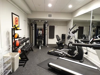 Fitness Facility | Best Western Overland Park Hotel