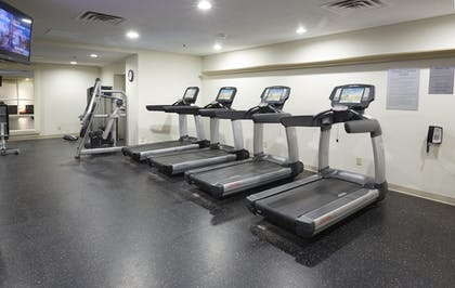 Fitness Facility | Doubletree by Hilton Bloomington - Minneapolis South