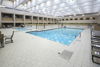 Indoor Pool | Doubletree by Hilton Bloomington - Minneapolis South
