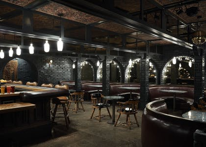 Hotel Bar | Ace Hotel and Swim Club