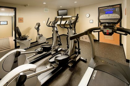 Fitness Facility | Best Western Seattle Airport Hotel