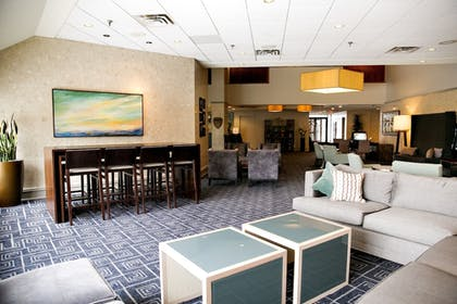 Lobby Sitting Area | DoubleTree by Hilton Hotel Minneapolis - Park Place