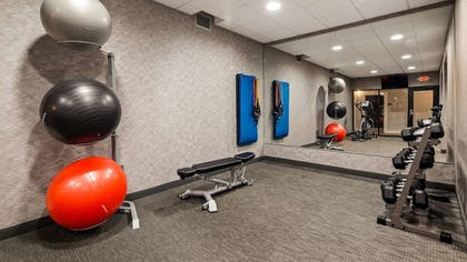 Fitness Facility | Best Western Plus Roper Mountain Road Inn & Suites