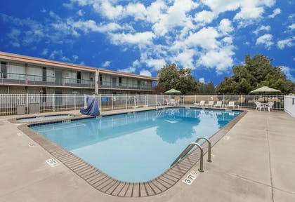 Pool   Quality Inn & Suites Conference Center