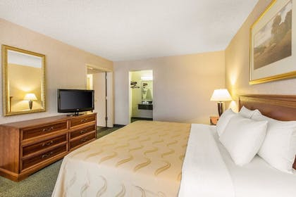 Guestroom   Quality Inn & Suites Conference Center