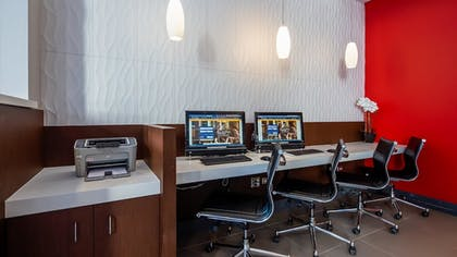 Business Center | Best Western Grant Park Hotel