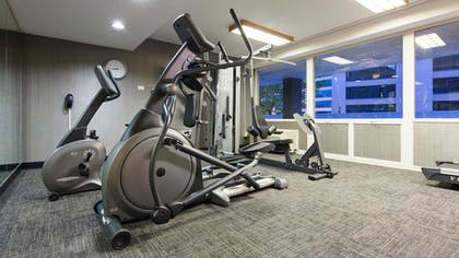 Fitness Facility |  | Best Western Grant Park Hotel