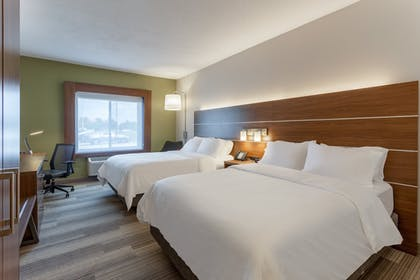Room | Holiday Inn Express Hotel & Suites Burlington