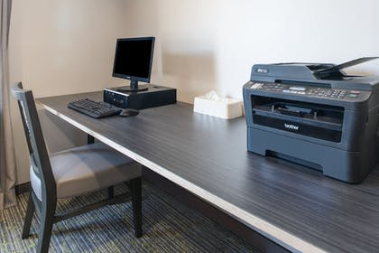 In-Room Business Center | Holiday Inn Express Hotel & Suites Burlington