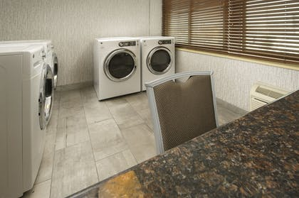 Laundry Room | Holiday Inn Express Baltimore At The Stadiums