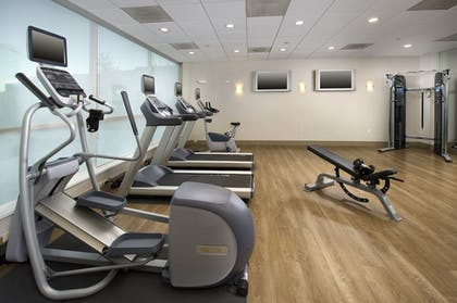 Fitness Facility | Holiday Inn Express Baltimore At The Stadiums