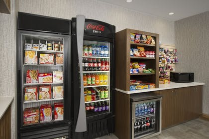 Snack Bar | Holiday Inn Express Baltimore At The Stadiums