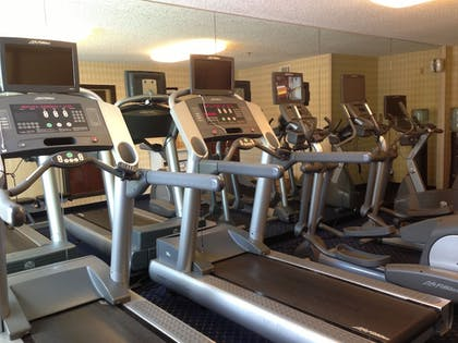 Fitness Facility | Best Western Plus Fresno Airport Hotel