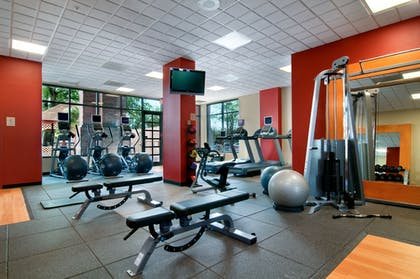 Fitness Facility | Hilton New Orleans Airport