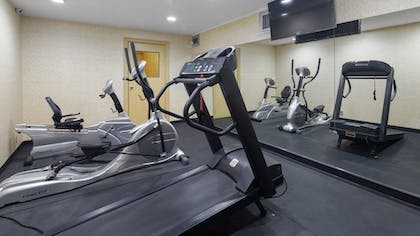 Fitness Facility | Best Western Historic Frederick