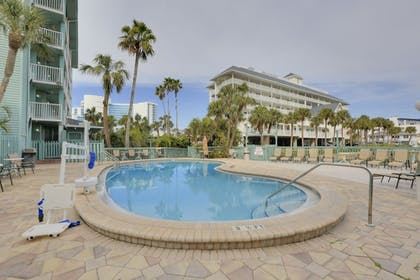Front of Property | Clearwater Beach Hotel