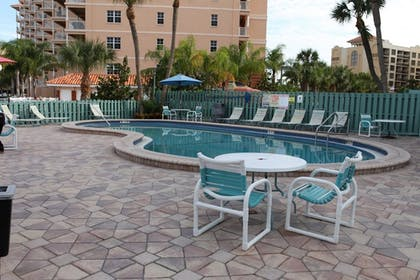 Outdoor Pool | Clearwater Beach Hotel
