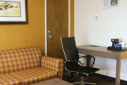 In-Room Amenity | Best Western Plus Galleria Inn & Suites