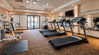 Fitness Facility | Best Western Plus Galleria Inn & Suites