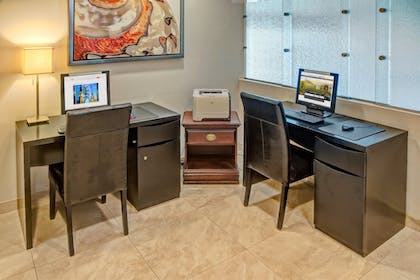 Business Center | Holiday Inn Port of Miami - Downtown