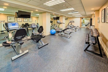 Fitness Facility | Holiday Inn Port of Miami - Downtown