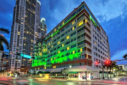 Exterior | Holiday Inn Port of Miami - Downtown
