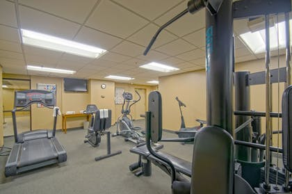 Gym | Best Western Executive Hotel Of New Haven-west Haven