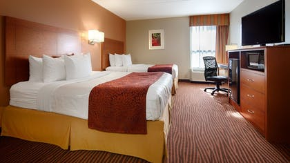 Guestroom | Best Western Executive Hotel Of New Haven-west Haven