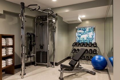 Fitness Facility | The Tremont Chicago Hotel at Magnificent Mile