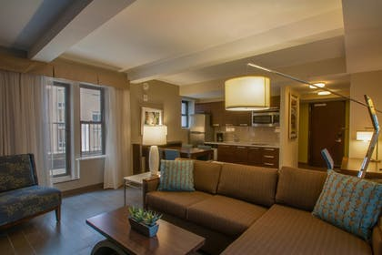 Guestroom | Residence Inn by Marriott New York Manhattan/Midtown East