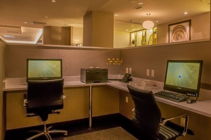 Business Center | Residence Inn by Marriott New York Manhattan/Midtown East