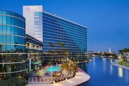 Property Grounds | Hyatt Regency Long Beach