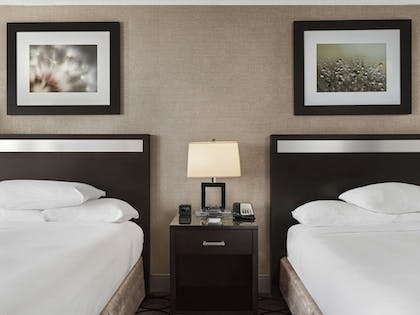 Room Amenity | DoubleTree by Hilton Newark Penn Station