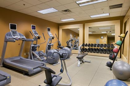 Fitness Facility | DoubleTree by Hilton Newark Penn Station