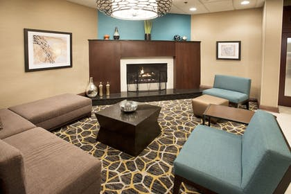 Lobby | Holiday Inn Express Nashville-Hendersonville